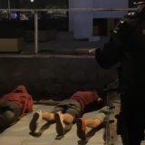 Desetorici pritvor do 30 dana zbog divljanja kod Beton hale 12