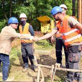 Vesić obišao geološke radove za projekat prve linije beogradskog metroa 1