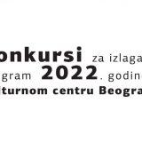 Otvoreni konkursi za izlagački program 2022. godine u Kulturnom centru Beograda 10