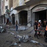 Izraelski borbeni avioni srušili najveću višespratnicu u gradu Gazi, Palestina raketirala Tel Aviv i Beršebu 9