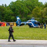 Psihički oboleo muškarac ranio troje policajaca u Francuskoj 10