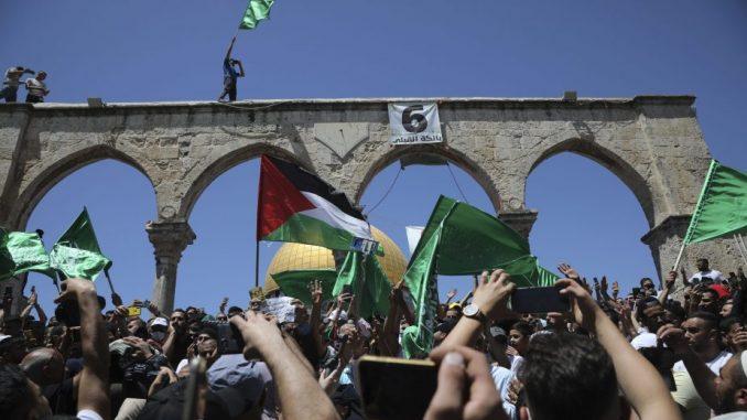 Više od 50 ljudi ranjeno u sukobu Palestinaca i izraelskih policajaca u Jerusalimu 3