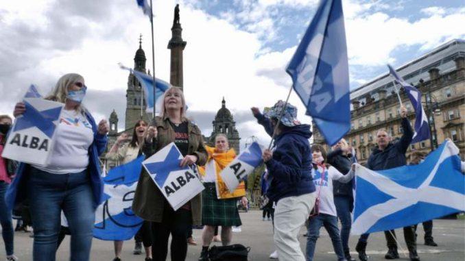 Vladajući škotski nacionalisti bez apsolutne većine 3