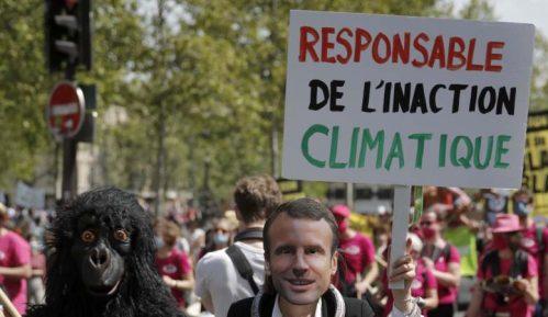 U Parizu skup za bolji zakon o klimi 9