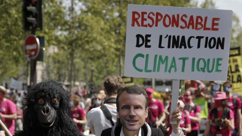 U Parizu skup za bolji zakon o klimi 1