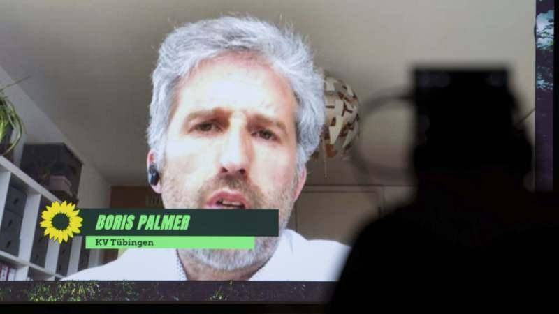 Gradonačelnik Tibingena isključen iz nemačke stranke Zelenih zbog rasističke izjave 1