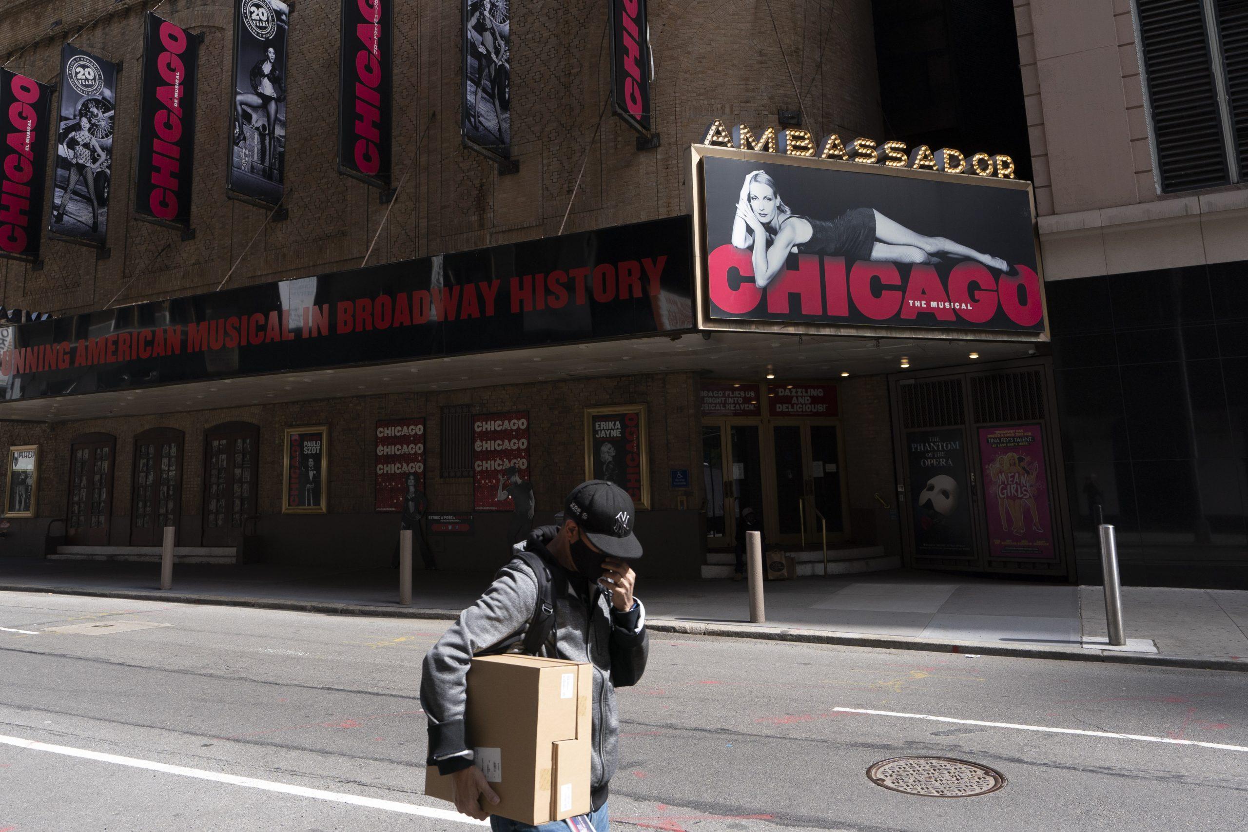 Mjuzikl Čikago se prvi vraća na Brodvej 14. septembra 1