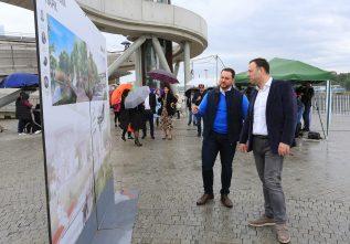 Predstavljeno idejno rešenje Linijskog parka u Beogradu (FOTO) 2