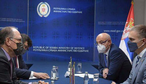 Stefanović izrazio saučešće ambasadoru Meksika 1