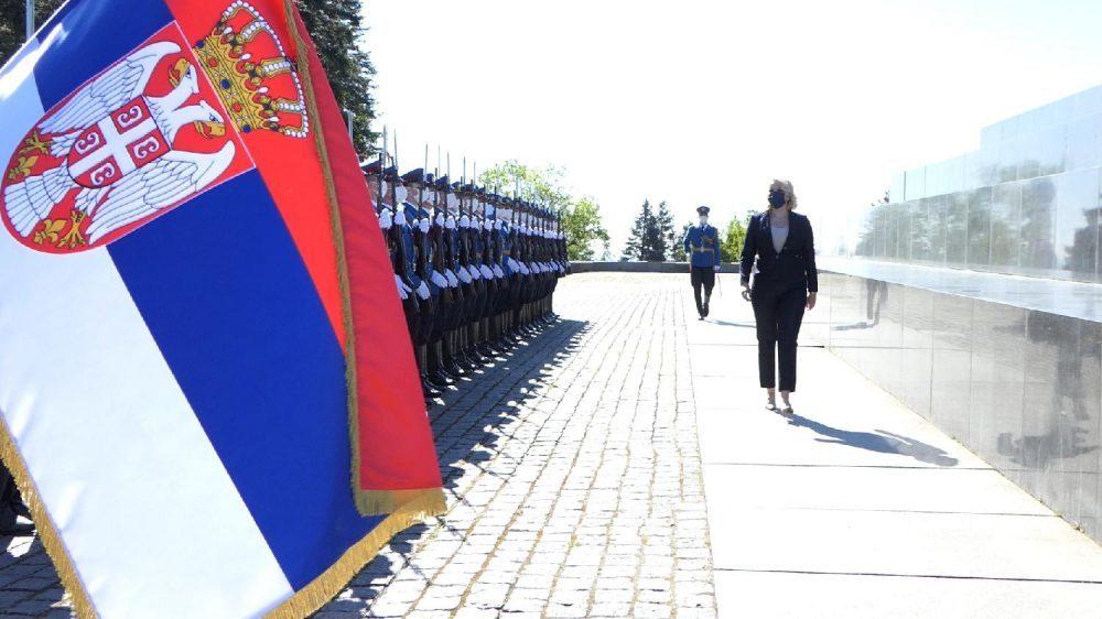 U Evropi se obeležavaju Dan pobede nad fašizmom i Dan Evrope 1