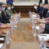Vučić i švedska ministarka o saradnji sa OEBS-om i evropskom putu Srbije 12