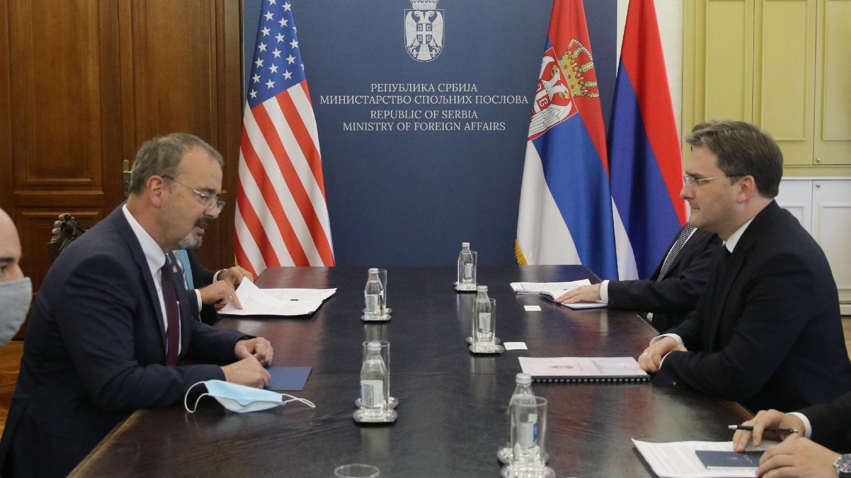 Selaković: Unapređenje saradnje sa SAD jedan od prioriteta Srbije