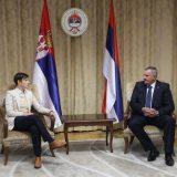 Brnabić: Od 2014. godine do danas Srbija u RS uložila više od milijardu evra 11