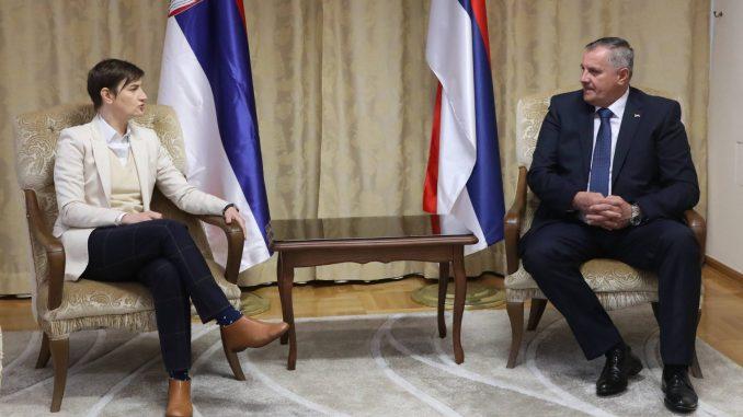 Brnabić: Od 2014. godine do danas Srbija u RS uložila više od milijardu evra 3