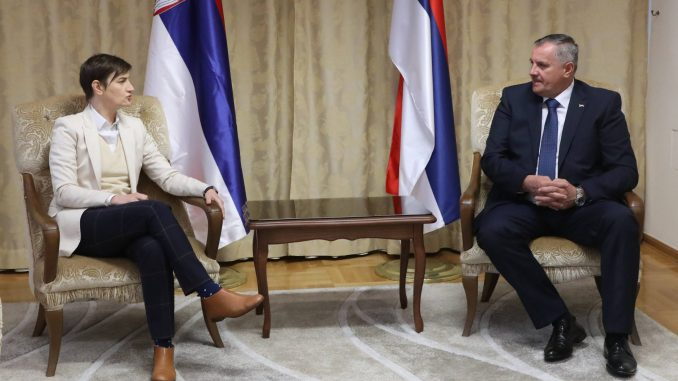 Brnabić: Od 2014. godine do danas Srbija u RS uložila više od milijardu evra 4