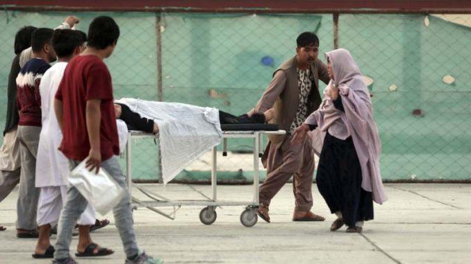 Najmanje 30 mrtvih u bombaškom napadu kod škole za devojčice u Kabulu 4