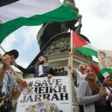 Skup Palestinaca u Beogradu s porukom: Sloboda za Palestinu 8