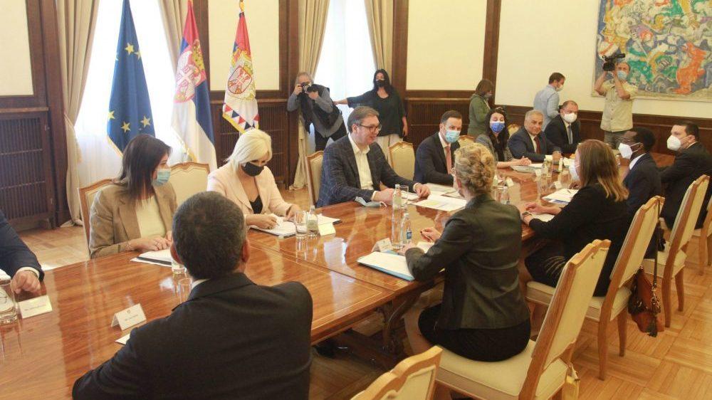 Vučić: Srbija spremna za novu fazu saradnje sa Svetskom bankom