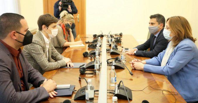 Brnabić: EBRD vodeći institucionalni investitor u Srbiji 15