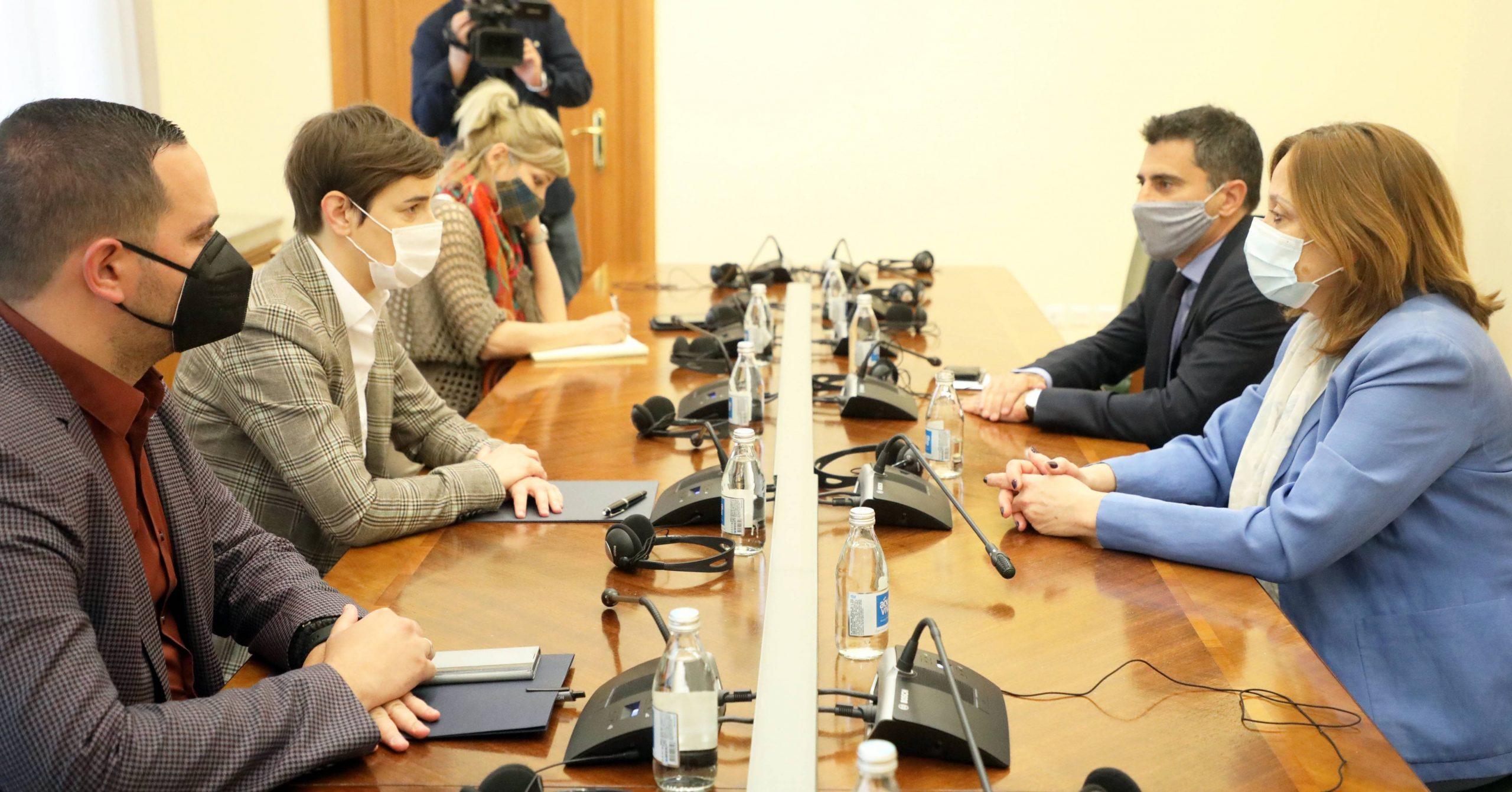Brnabić: EBRD vodeći institucionalni investitor u Srbiji 1