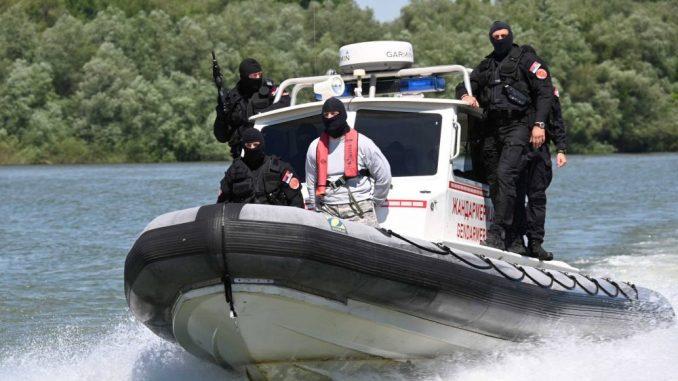 Vulin: Srbija će podići nivo bezbednosti na rekama 3