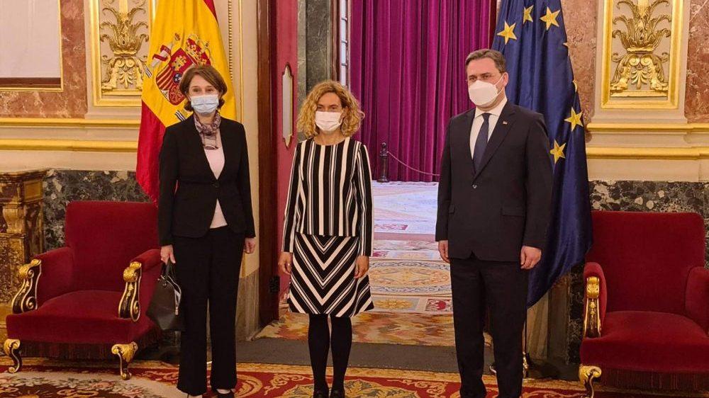 Selaković u poseti Španiji: Bilateralni odnosi odlični i prijateljski