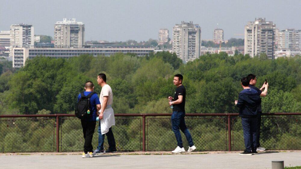 U junu skoro 50 odsto više turista u Srbiji u odnosu na prošlu godinu 1
