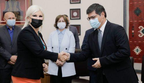 Mihajlović sa državnim sekretarom Portugala: Mnogo potencijala za saradnju srpskih i portugalskih kompanija 10