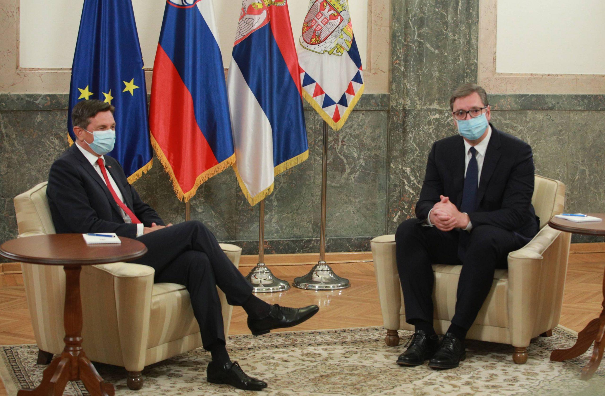 Vučić o dijalogu: Zamrznuti konflikti se završavaju stotinama i stotinama mrtvih, to nam ne treba 1