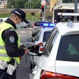 MUP: Pojačana kontrola saobraćaja od 16. do 22. juna 14