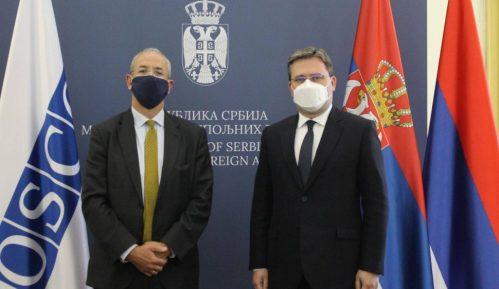 Ministar spoljnih poslova Srbije: Dobra i otvorena komunikacija sa Misijom OEBS na Kosovu 2