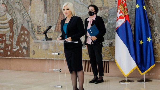 Zorana Mihajlović: Put rodne ravnopravnosti trnovit 4
