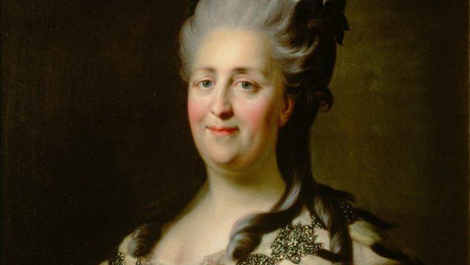 Kako je nemačka princeza postala najupečatljivija predstavnica Rusije? 4