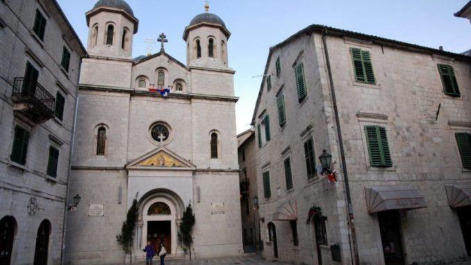 Mitropolija: Oni koji su skrnavili crkvu u Kotoru najviše štete sami sebi naneli 1