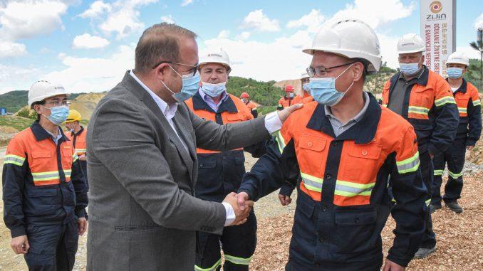"""Srbija Ziđin Koper: Prvi zeleni rudnik u Srbiji biće """"Novo Cerovo"""" 3"""