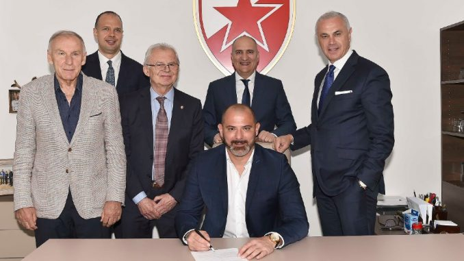 Dejan Stanković produžio ugovor sa Zvezdom do 2024. godine 3