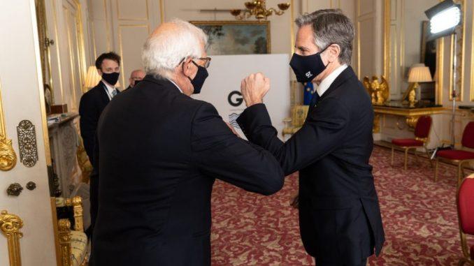 Borelj i Blinken u Londonu razgovorali o međunarodnim pitanjima 1