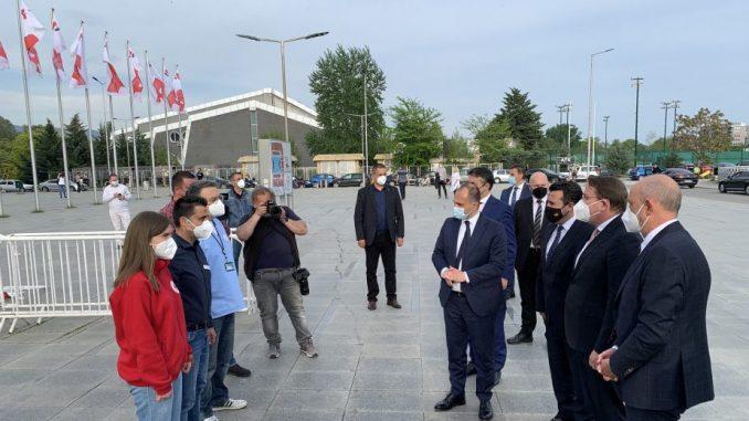 U Skoplje stigle prve Fajzer vakcine preko programa EU za pomoć Zapadnom Balkanu 1