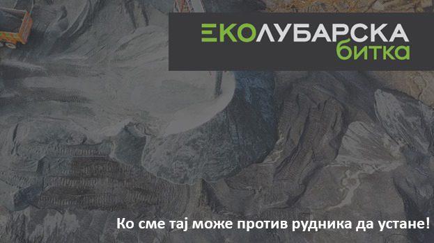 Građani Valjeva protiv rudnika litijuma 1