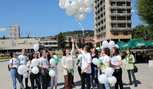 Užički studenti u kampanji za vakcinaciju mladih 5