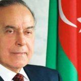 Posvećeno 98. godišnjici rođenja nacionalnog lidera azerbejdžanskog naroda Hejdara Alijeva 9