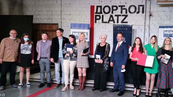 """NUNS dodelio nagrade za istraživačko novinarstvo """"Dejan Anastasijević""""(VIDEO) 4"""