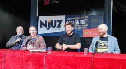 """Njuzova turneja """"Sadašnjost Srbije"""": Nezavisni mediji su u nezavidnoj situaciji 14"""