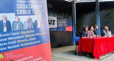 """Njuzova turneja """"Sadašnjost Srbije"""": Nezavisni mediji su u nezavidnoj situaciji 8"""