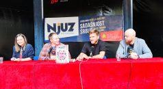 """Njuzova turneja """"Sadašnjost Srbije"""": Nezavisni mediji su u nezavidnoj situaciji 9"""