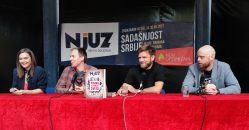 """Njuzova turneja """"Sadašnjost Srbije"""": Nezavisni mediji su u nezavidnoj situaciji 10"""