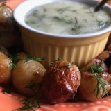 Sos od mirođije sa mladim krompirićima (recept) 5