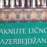 """Knjiga """"Istaknute ličnosti Azerbejdžana"""" predstavljena čitaocima u Crnoj Gori 12"""