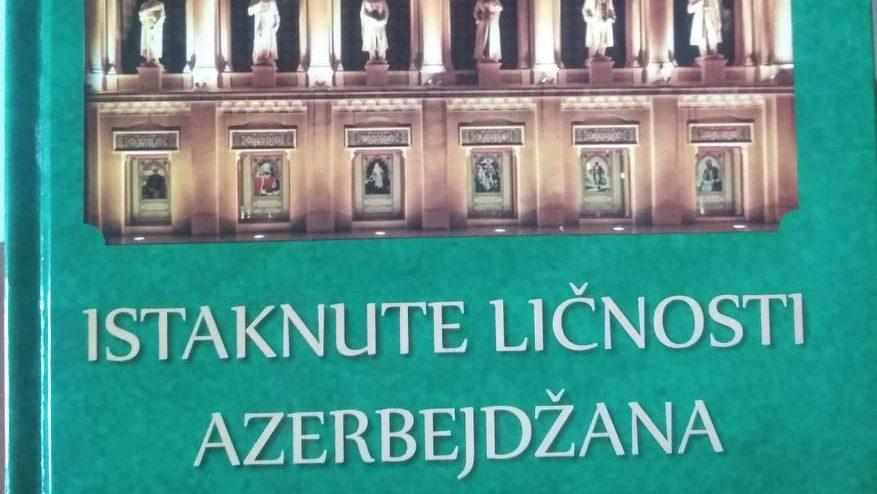 """Knjiga """"Istaknute ličnosti Azerbejdžana"""" predstavljena čitaocima u Crnoj Gori 1"""
