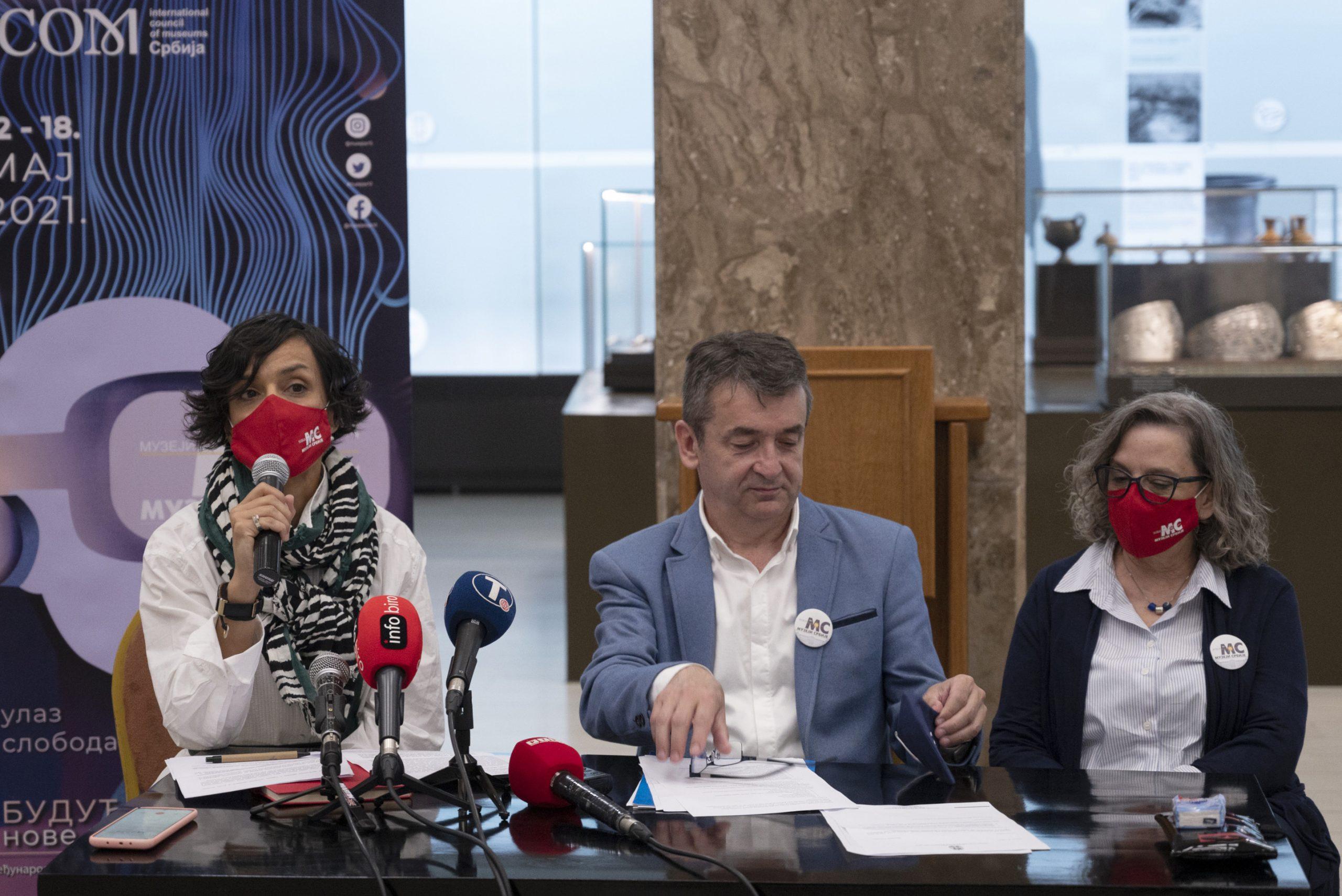 Manifestacija Muzeji za 10 od srede u 50 gradova i mesta širom Srbije 1